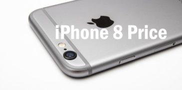 iPhone 8 price in USA, UK, Canada, Australia